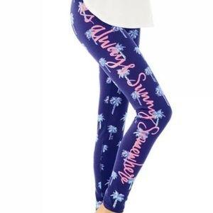 Lilly Pulitzer Weekender Luxletic Leggings Medium